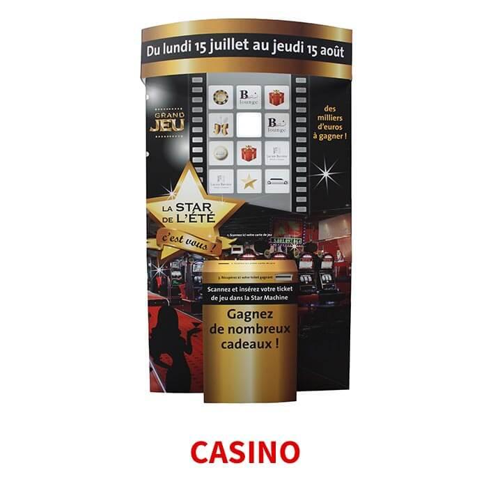 borne de jeu trafic casino