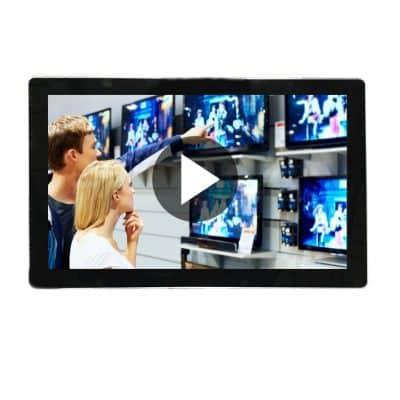 ecran video 26 pouces