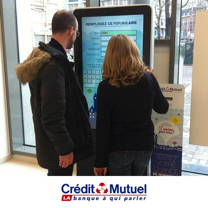 animation banque credit mutuel