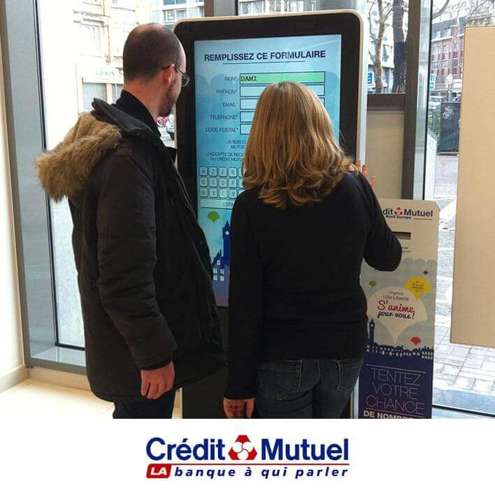formulaire credit mutuel