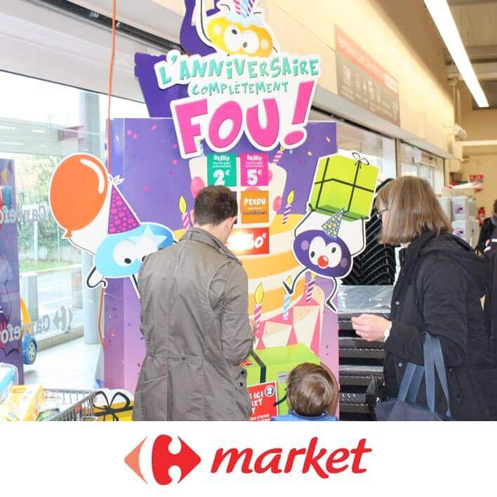 anniversaire carrefour market