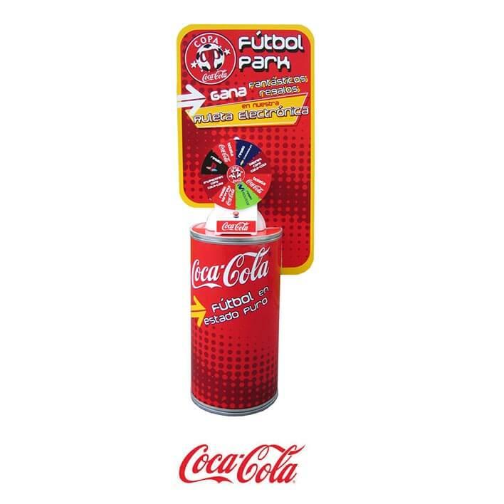 coca cola futbol bornne