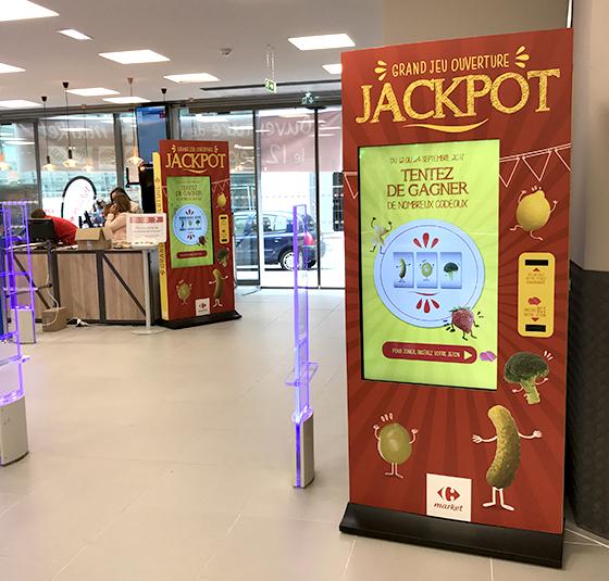 jeu concours jackpot