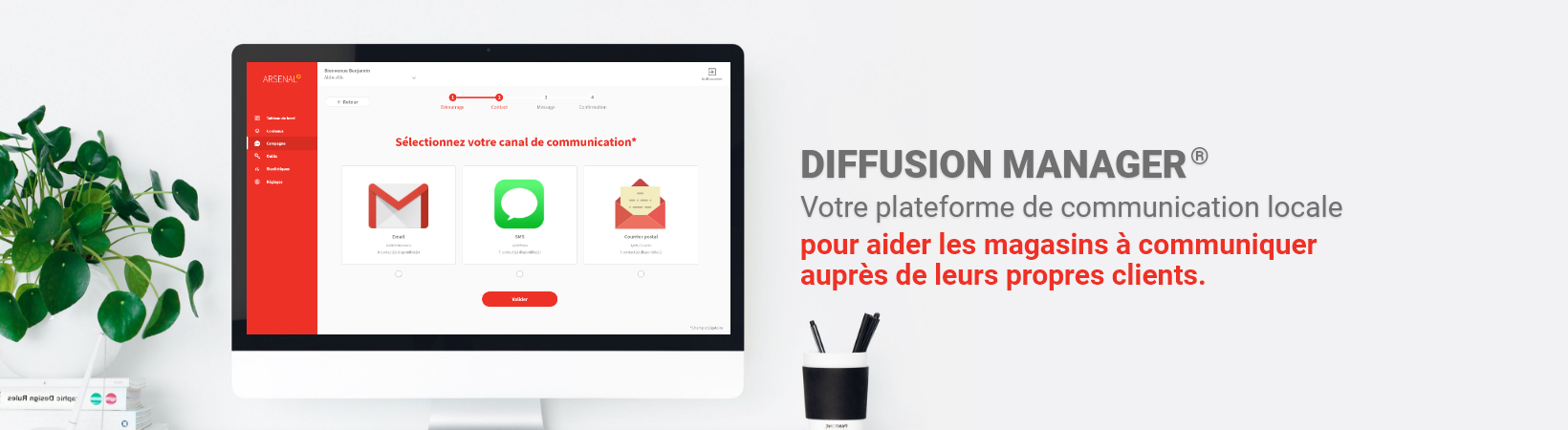 Diffusion Manager
