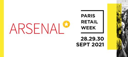 Arsenal au Paris Retail Week