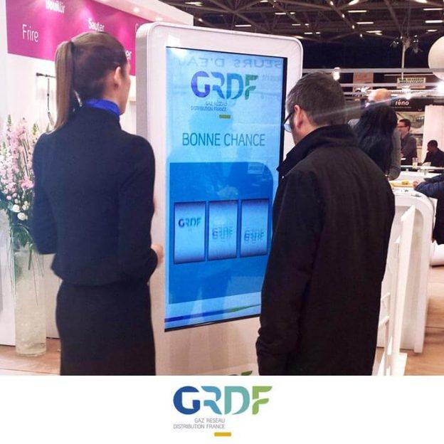 borne interactive grdf