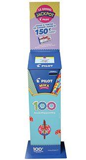 Borne jeux 10 pouces Pilot small