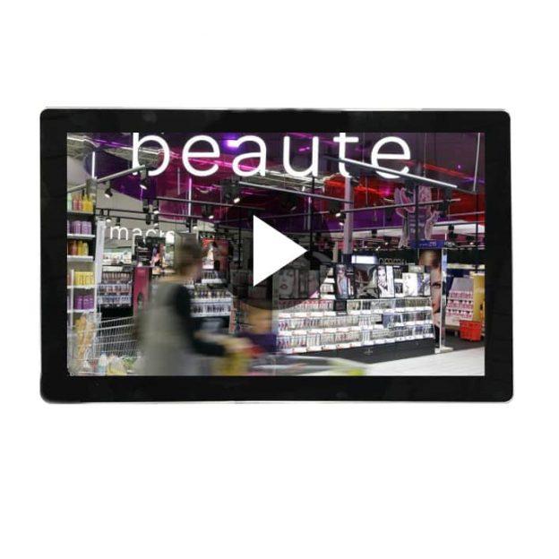 ecran video 46 pouces