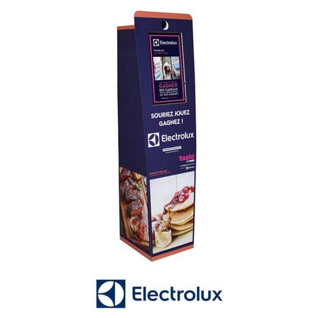 borne photo electrolux