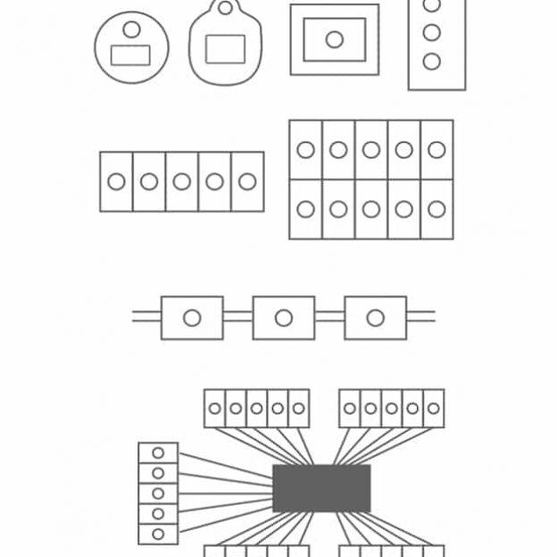circuit led